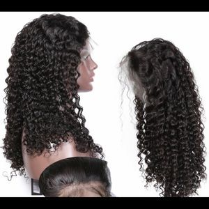 Accessories - Curly Wig